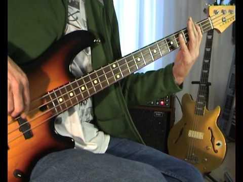 Phil Carmen - Moonshine Still - Bass Cover
