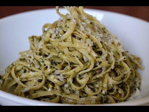 How to Make the Best Pesto Pasta