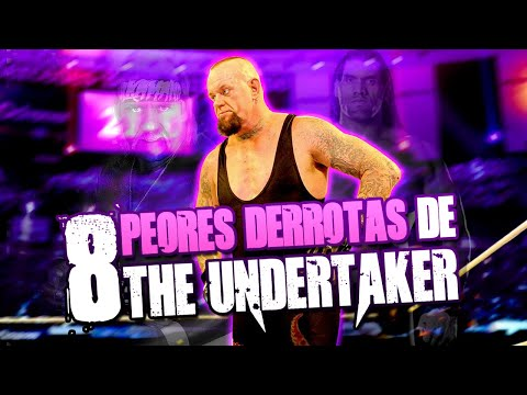 Xxx Mp4 8 PEORES DERROTAS DEL UNDERTAKER Queremos WWE 3gp Sex