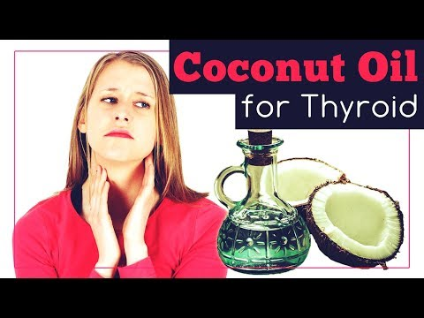 Coconut Oil for Thyroid: Benefits and How to Use