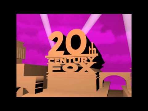 20th Century Fox 2005 Opening 3d Blender Buxrs Videos Watch