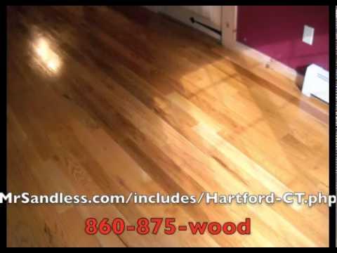 Hardwood Floor Refinishing Hartford CT
