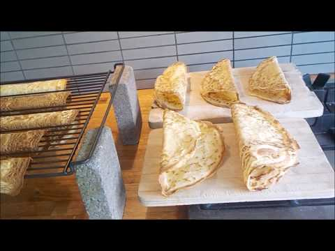 Homemade Taco Shells - Number 1 Recipe with corn flour