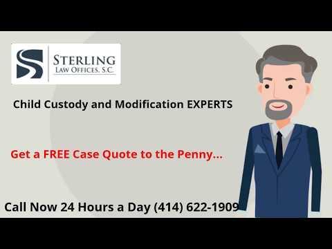 Best child custody modification divorce Attorney-Lawyer review Cedarburg WI (414) 622-1909