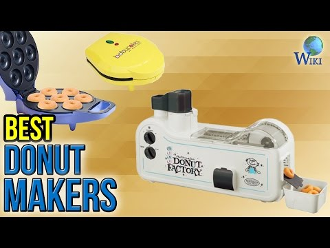 6 Best Donut Makers 2017