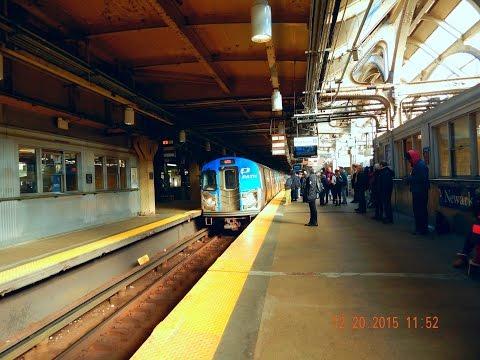 🚇/💺 Port Authority Trans-Hudson (NY/NJ): Train to WTC &