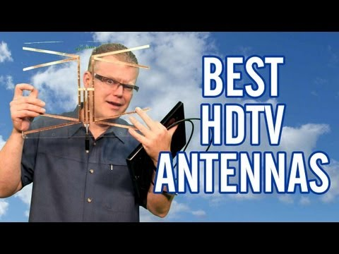 What Size HDTV Should You Buy? WallTenna Rocks. OTA HD Antennas Don't Have To Be Expensive!