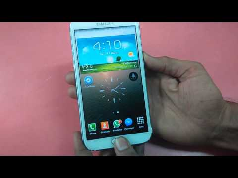 How to take Screenshot on Samsung Galaxy Note 2