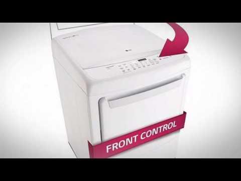 LG DLG1502W Dryer