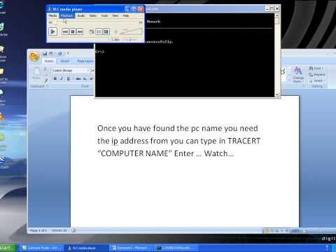 Command Prompt help