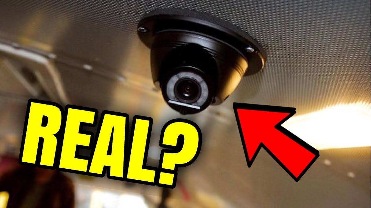 Are School Bus Cameras Real?