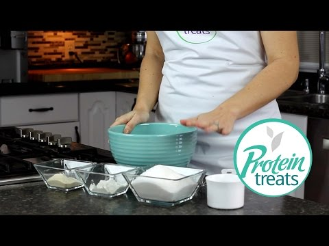 Protein Glaze – Protein Treats by Nutracelle