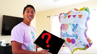 Surprising Him With The iPhone X!