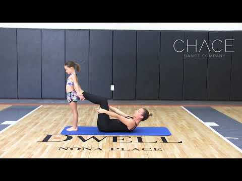 Beginner Acro Partnering Tricks and Lifts