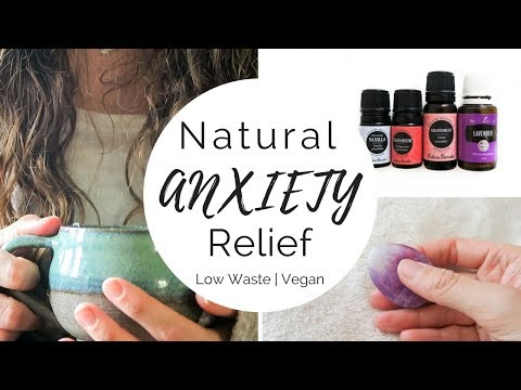 15 Ways To Relieve ANXIETY Naturally