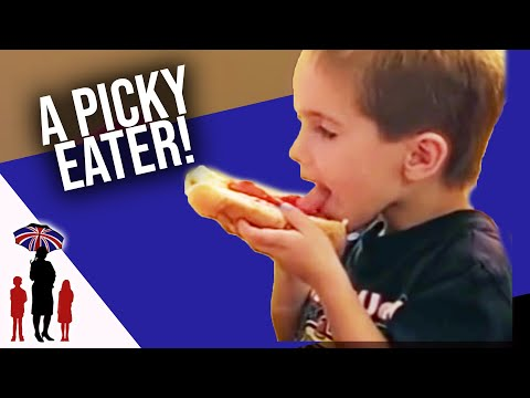 How NOT to Implement Discipline at Dinner | Supernanny
