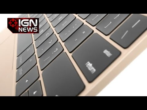 Apple's Newest MacBook Doesn't Need Cooling Fans - IGN News
