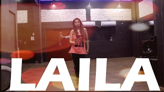 Laila Main Laila | Raees | #DanceLikeLaila | Zumba fitness choreography | Vicky and Aakanksha