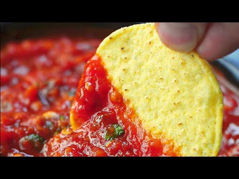 Chipotle Sauce Salsa - Timothy In The Kitchen Episode 5