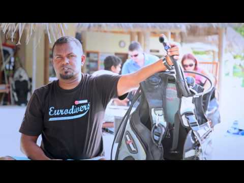 Beginners Scuba Diving for Maldives Resorts