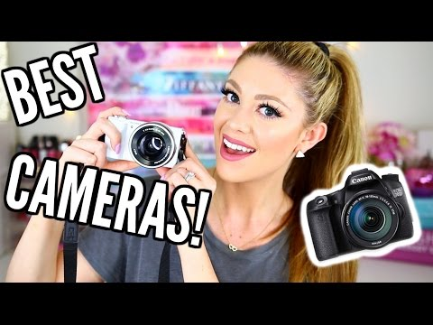 BEST CAMERAS FOR YOUTUBE! | YOUTUBE 101