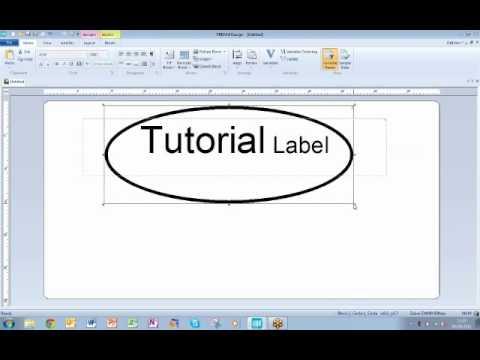 [SHORT CLIP]: Design a Basic Label with PRISYM Design Software