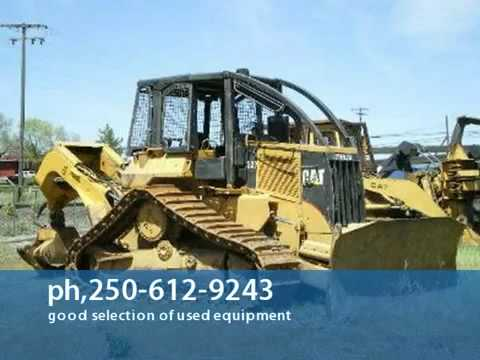 sawmill supplies machinery and logging equipment for sale in prince george 250-612-9243