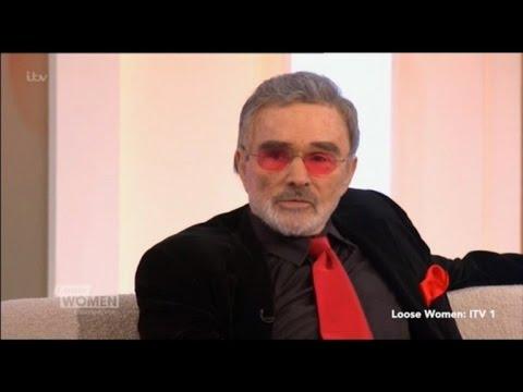 Burt Reynolds Charlie Sheen Deserves Being Hiv Positive