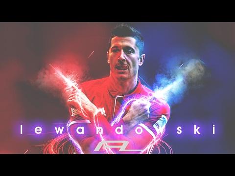 Lewandowski Photoshop Manipulation Football Edit