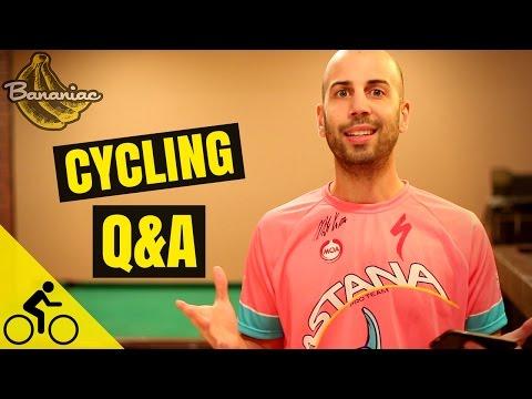 Cycling Q&A | Crank Length, Gear Ratios, & Adventure/Hybrid/Fixed Gear Bikes