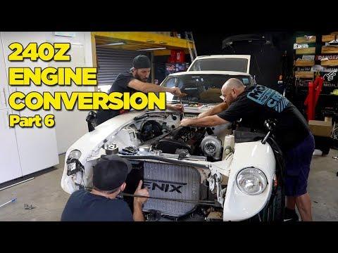 240Z - RB26 Engine Conversion [PART 6]