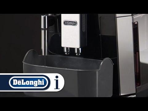 How to descale your De'Longhi Eletta Cappuccino ECAM 45.760 Coffee Machine