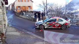 SHOW RALLYE MONTE CARLO 2018 BEST OF RALLY