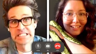 Catching Up With Craig The Snake In Quarantine