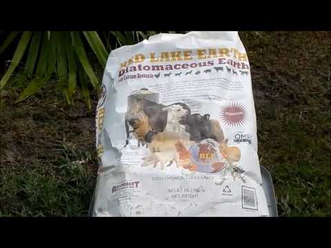 Is DE for Chickens useful in deworming and treating lice / mites (Food Grade)