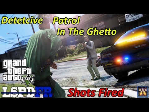 Ghetto Detective Patrol | GTA 5 LSPDFR Episode 314