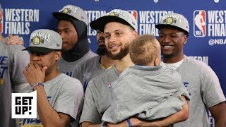 How do the Warriors compare to other NBA dynasties? | Get Up!