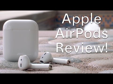 Apple AirPods Review!