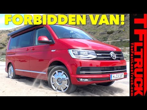 The New VW California Is The Coolest Van You Can't Buy & Here's Why!