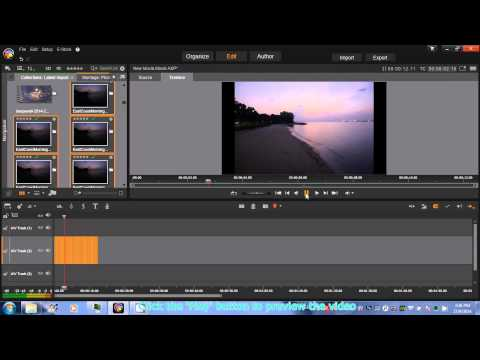 How To Make Time Lapse Video from Still Images using Pinnacle Studio