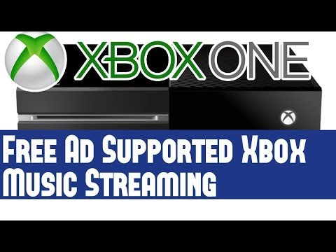 Xbox One News - Free Add Supported Xbox Music Streaming For X1 - Confirmed By Albert Penello