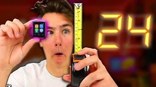 1-inch Phone...24 HOUR CHALLENGE