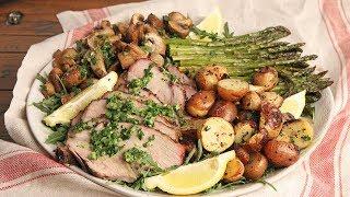 Slow Roasted Pork Roast with Veggies | Episode 1242