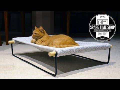DIY Cat Hammock / Build