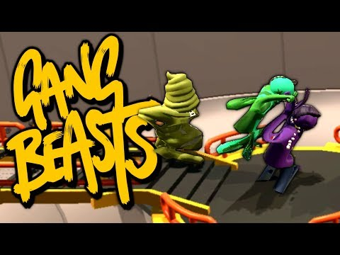 ON SE DÉCOMPOSE | GANG BEASTS MULTI COOP