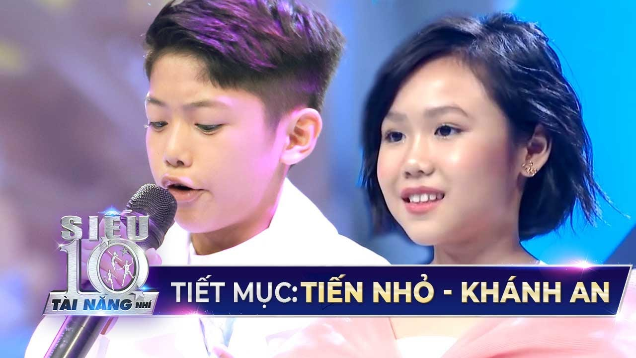 Rapper Tiến Nhỏ kết hợp Siêu Mẫu Nhí Khánh An với bài hát 'GIẤC MƠ TRƯA' cực sáng tạo | Chung Kết