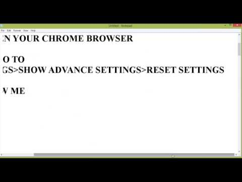 How To RESTORE DELETED BOOKMARKS on GOOGLE CHROME