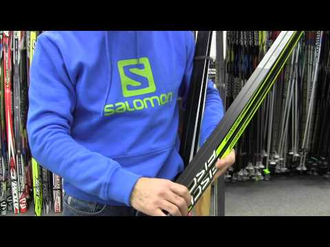 McBike explains Waxable and Non-Wax or Waxless XC Skis