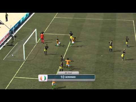 Fifa 12 Team Spotlight Ep 1 Ivory Coast