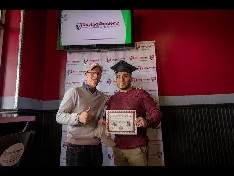 student testimonial BEST DRIVING SCHOOL IN NJ
